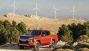Essai Mitsubishi L200 2.3 Di-D 4WD : la bonne balance