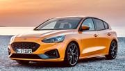 Essai Ford Focus (4) ST 2.3 EcoBoost 280 ch (2019 - ) : Place au sport