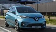 Les prix de la Renault Zoe 2 dévoilés