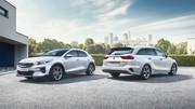 Kia Ceed SW et XCeed : voici l'hybride rechargeable