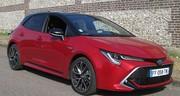 Essai Toyota Corolla Hybride 180 ch : L'écolo-sportive