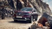 Nouveau Renault Koleos (2019) : prix dès 34 050 €