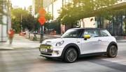 La Mini Cooper SE Countryman All4 hybride rechargeable gagne en autonomie électrique