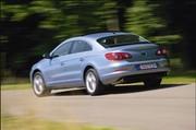 Essai Volkswagen Passat CC : un profil de coupé