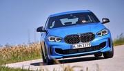 Essai BMW M135i 2019 : typée traction