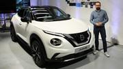 Nissan Juke (2019) : la nouvelle génération en vidéo