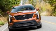 Cadillac revient en force avec un SUV : le XT4