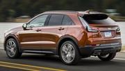 Cadillac revient en Europe avec un XT4 diesel