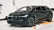 Faraday Future : démission du PDG ?