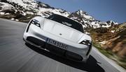 Porsche Taycan : Foudroyante !