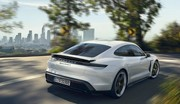 La Porsche Taycan dévoilée en détails