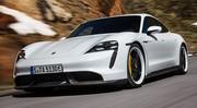Porsche Taycan : jusqu'à 761 chevaux électriques !