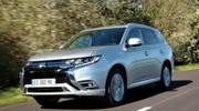 Mitsubishi Outlander PHEV : évolutions pour le millésime 2020