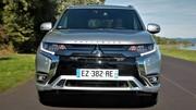 Mitsubishi Outlander PHEV 2020 : Dotation accrue