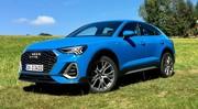 Prise en mains Audi Q3 Sportback : SUV profilé