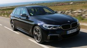 Essai BMW M550d (2019) : et si on devenait pro-Diesel ?