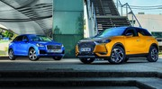 Match : L'Audi Q2 contre le DS 3 Crossback