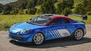 Alpine A110 Rally : la Française quitte la piste !