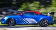 Alpine dévoile l'A110 de rallye