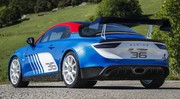 Alpine A110 : et maintenant, la version rallye !
