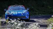 Alpine A110 : une version Rally encore plus radicale
