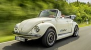 Volkswagen eCoccinelle : une mamie qui roule à l'électrique !