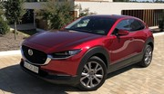 Essai Mazda CX-30 : arme de séduction