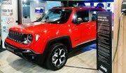 Jeep Renegade hybride rechargeable - première sortie française (Présentation)