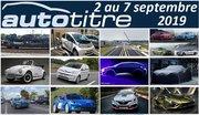 Résumé Auto Titre du 2 au 7 septembre 2019