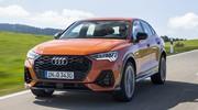 Notre premier essai de l'Audi Q3 Sportback
