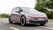 Volkswagen ID.3 : déjà 30 000 réservations et début de la production