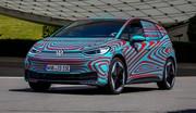 Déjà 30 000 réservations pour la Volkswagen ID.3