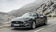 Essai Ford Mustang V8 Cabriolet : Concert à ciel ouvert !