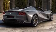 Ferrari dévoile la 812 GTS