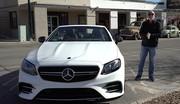 Emission Turbo : Las Vegas en Mercedes-AMG E 53 Cabriolet; Kamiq; ID.3