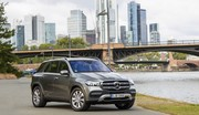 Mercedes GLE 350 de et GLC 300 e : versions hybrides à Francfort 2019