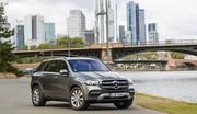 Mercedes GLE 350 de et GLC 300 e : versions hybrides à Francfort 2019