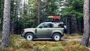 Nouvelle fuite pour le Land Rover Defender 2020