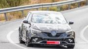Renault Mégane restylée (2020) : la version RS débusquée