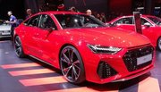 Audi RS7 Sportback (2020) : un coupé 5 portes de 600 ch !