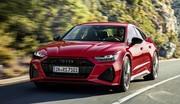 Audi dévoile la RS7 Sportback