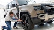 Land Rover Defender : le nouveau DEF passe à l'attaque !