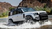 Le Land Rover Defender enfin dévoilé !
