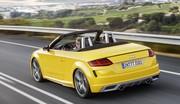 Essai Audi TT Roadster 45 TFSI Quattro S Tronic : Plug & Play
