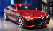 La BMW Concept 4, future Serie 4