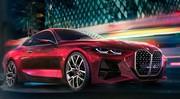 BMW Concept 4 : la Série 4 en filigrane