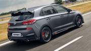 Régime pour la Hyundai i30 N Project C