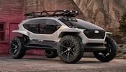 Audi AI:Trail concept : Incubateur de style