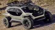 L'impressionnant concept Audi AI:TRAIL