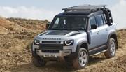 Voici le Land Rover Defender du 3ème millénaire